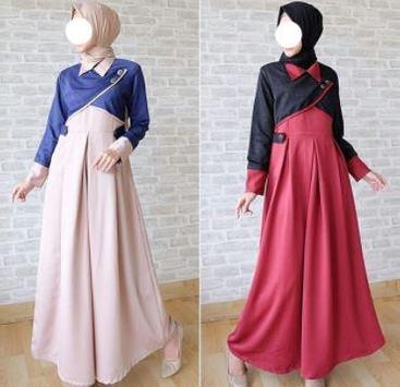Muslim Fashion Clothing Model screenshot 4