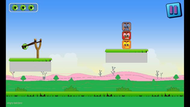 angry ball/pro screenshot 3
