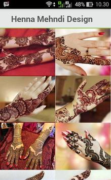 Henna Mehndi Design apk screenshot