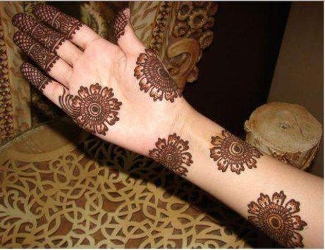 henna designs apk screenshot