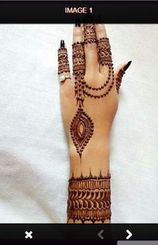 Henna mehndi design screenshot 2