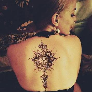 Henna Tattoo Ideas screenshot 1