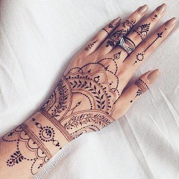 Henna Tattoo Ideas screenshot 2