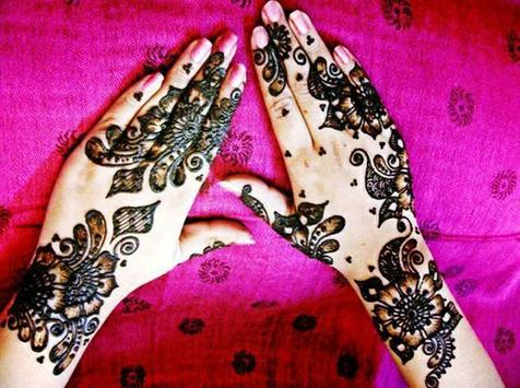Henna Painting Ideas poster