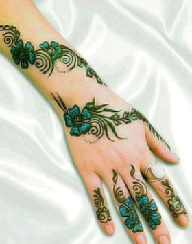 Henna Painting Ideas apk screenshot