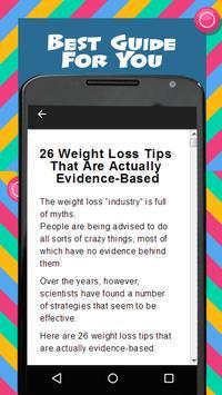 Weight Loss Tracker & Recorder screenshot 1