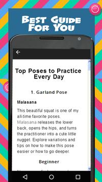 Yoga Daily Workout screenshot 3