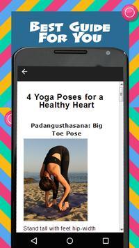 Yoga For Health & Fitness screenshot 3