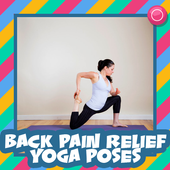 Back Pain Relief Yoga Poses icon