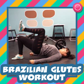 Brazilian Glutes Workout icon