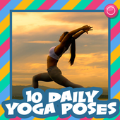 10 Daily Yoga Poses icon