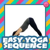 Easy Yoga Sequence icon