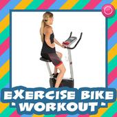 Exercise Bike Workout icon