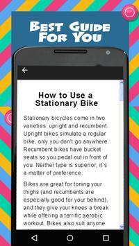 Exercise Bike Workout screenshot 3