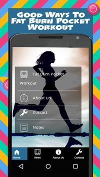 Fat Burn Pocket Workout apk screenshot