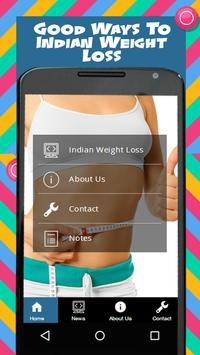 Indian Weight Loss poster