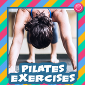 Pilates Workout Exercises icon
