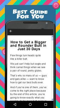 Round Butt Workout screenshot 1