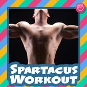 Spartacus Workout icon