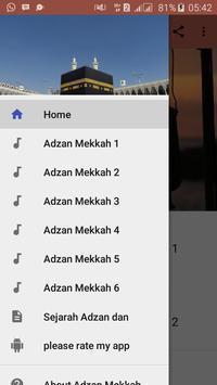 Adzan Mekkah كامل poster