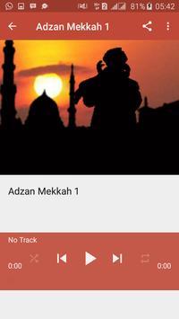 Adzan Mekkah كامل apk screenshot
