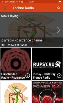 Trance Techno House Music FM screenshot 8