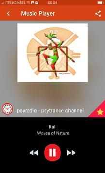 Trance Techno House Music FM screenshot 3