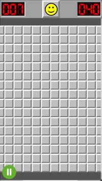 Classic MineSweeper poster