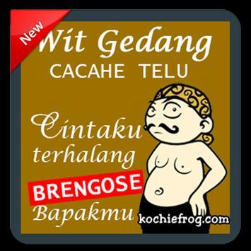 DP Pantun Lucu Terbaru poster
