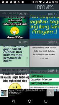 DP Pantun Lucu Terbaru screenshot 1