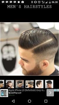 Men's Hair Styles poster