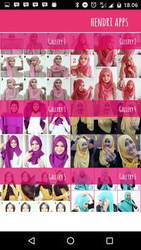 Gallery Hijab Tutorial apk screenshot