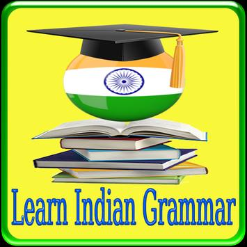Learn Indian Grammar poster