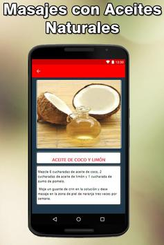 Eliminar Celulitis Rapido con Remedios Caseros screenshot 12