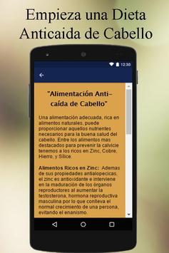 Detener la Caida de Cabello con Remedios Caseros apk screenshot