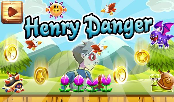 Super Henry In Danger World poster
