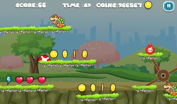Super Henry In Danger World screenshot 2