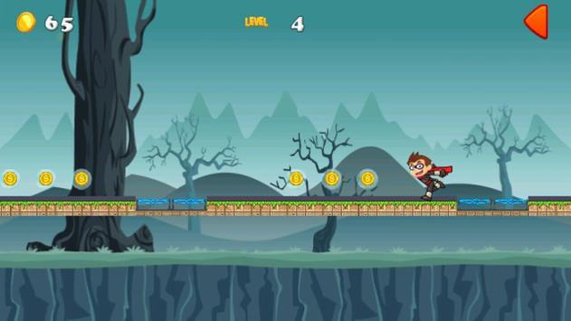 Henry runner danger adventure apk screenshot