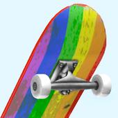 True Skater - Skateboard Game! icon