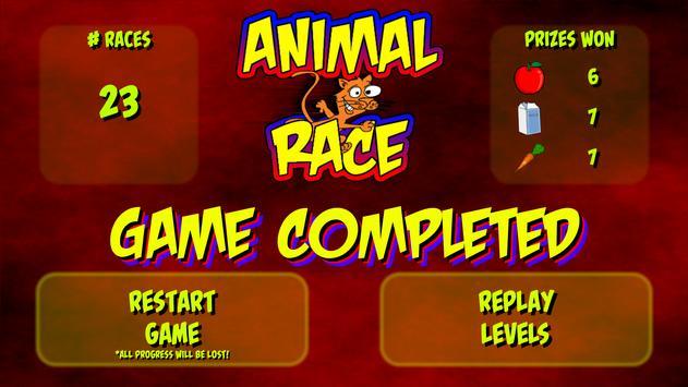 Animal Race Lite apk screenshot