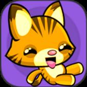 Swinging Cat, Sarman icon