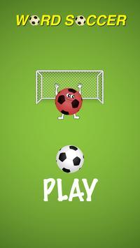 Word Soccer Lite poster
