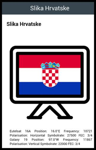 Croatian TV Channels for Android - APK Download