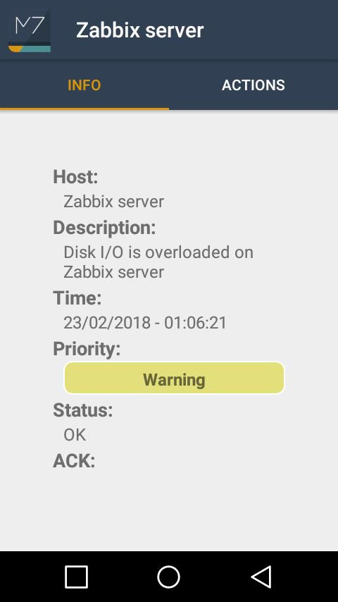 M7 Monitoring for Android - APK Download