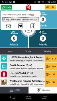 RewardBox - Free Gift Cards apk screenshot