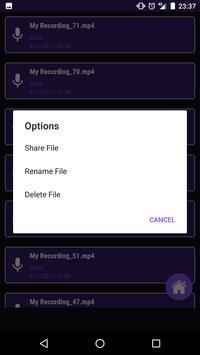 Voice Recorder Pro screenshot 4
