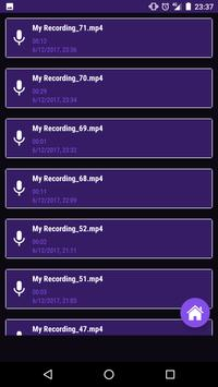 Voice Recorder Pro screenshot 2