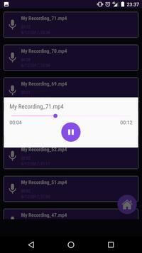 Voice Recorder Pro screenshot 3