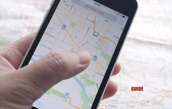 Free HERE we goo GPS 2017 GUIDE apk screenshot