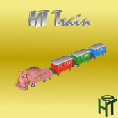 HT Train icon